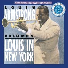 [중고CD] Louis Armstrong / Vol. V: Louis In New York (수입)