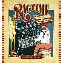 [중고CD] Scott Joplin / Ragtime The Music of Scott Joplin (3CD/양철 박스케이스/수입)