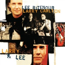 [중고CD] Lee Ritenour, Larry Carlton / Larry & Lee (수입)